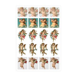 CN Baroque Sticker