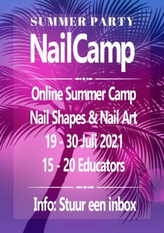Summer Party NailCamp